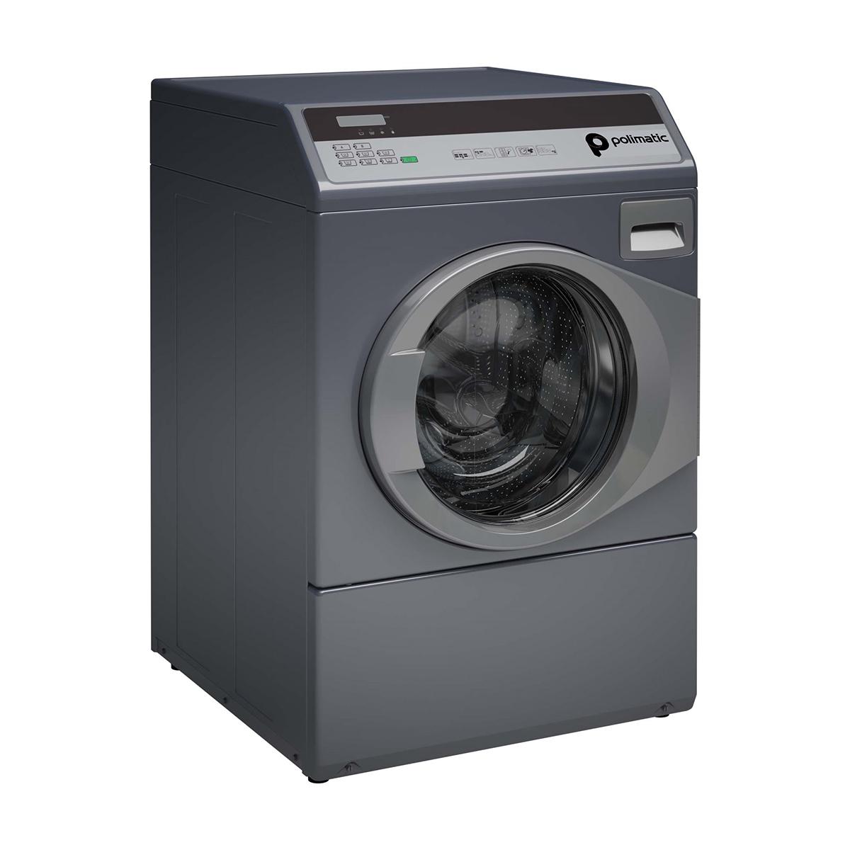 Polimatic lavadora cw 10 for Lavadoras pequenas carga frontal