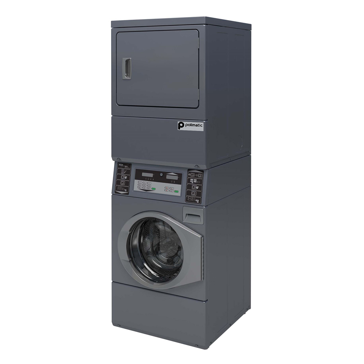 Lavadora y secadora en columna lavanderias cuarto de - Lavadora y secadora en columna ...